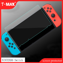 Chinese supplier wholesale alibaba 9H 2.5D android mobile phone screen protector tempered glass For Nintendo Switch