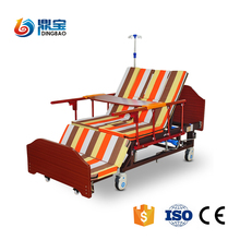 2017 Cheap prices 5-function home care bed Nursing bed Hospital bed