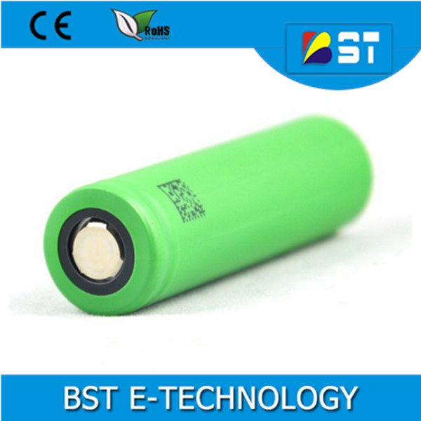 2016 Wholesale 18650V3 US18650V3 2250mAh 3.7V 10A high drain discharge US18650 V3 battery