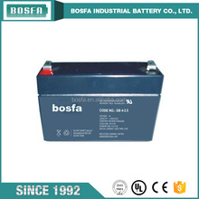 general battery series 4v 3.5ah vrla lead acid rechargeable battery for alarm system