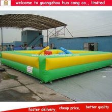 Funny inflatable sports equipment, inflatable fighting arena, inflatable fighting court