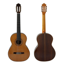 Aiersi brand Handmade High Grade solid wood Vintage Spanish Classical Guitar