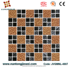 hot sale & high quality India say mid east square glass mosaic for wall wholesale alibaba