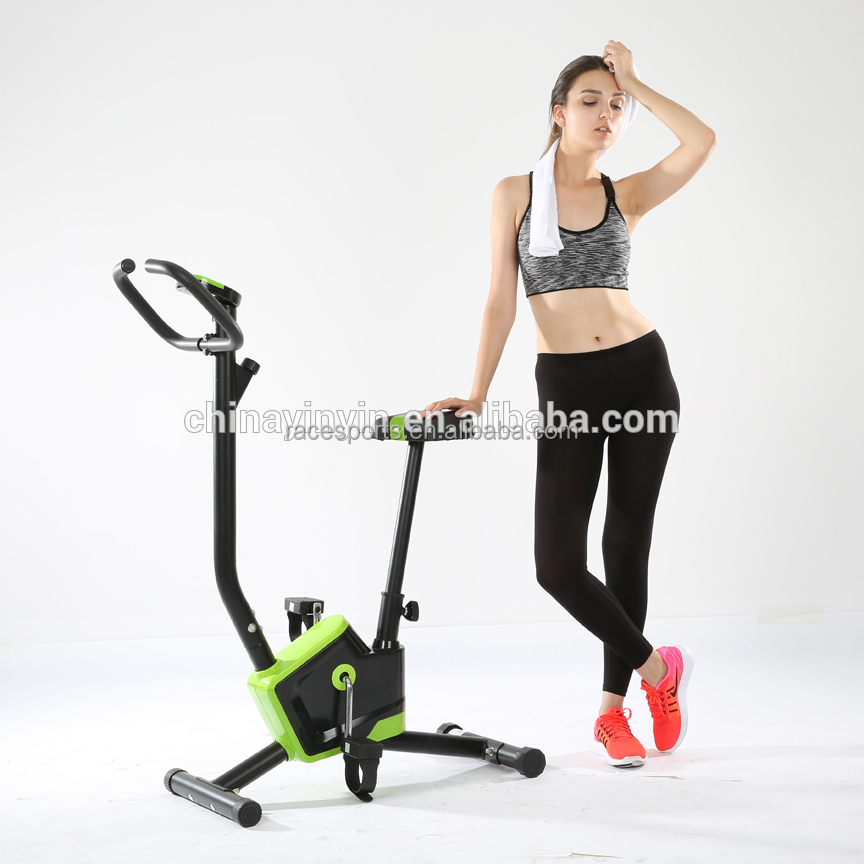 2017 fashion cross trainer machine exercise bike friction belt cheap