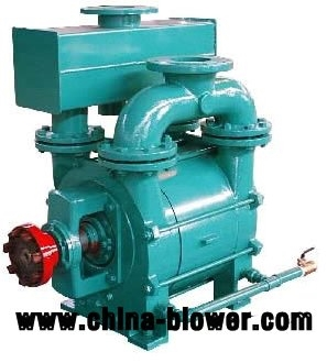 2be1 chemical clean water ring vacuum pumps with stainless steel