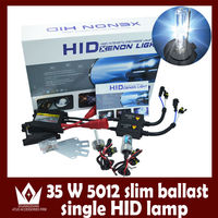 Whole Sale Best quality with competitive price 12v 35w h1 h3 h4 9005 h13 slim hid xenon kit