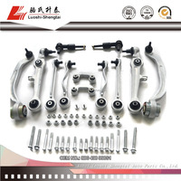 Auto 12 pcs forging aluminum control arm for 8D0 498 998S1 repair kit