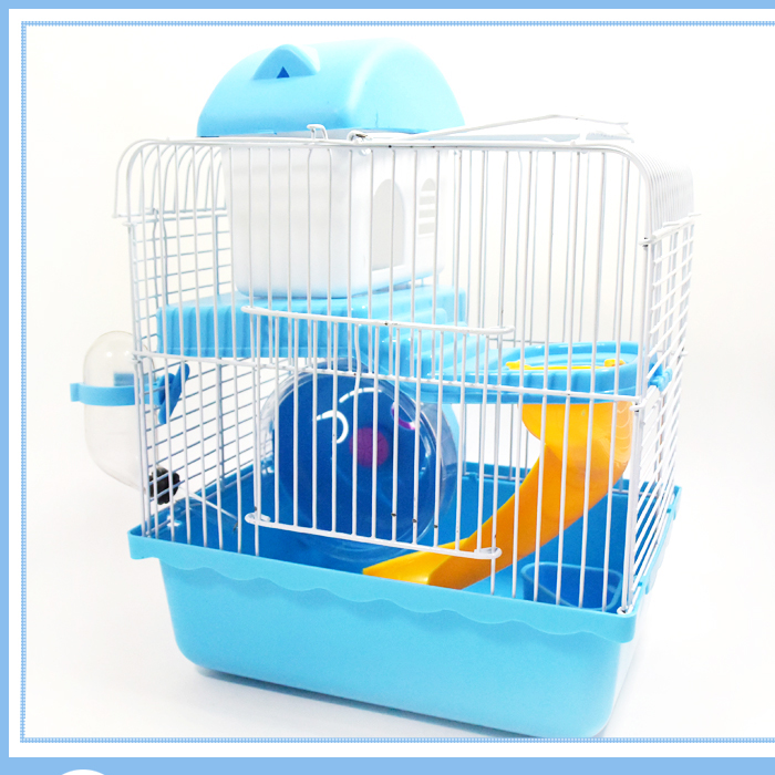 Low Cost Small castle Animal Hamster cage