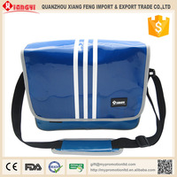 China wholesale market flip cover laptop compartment mens cross body bag