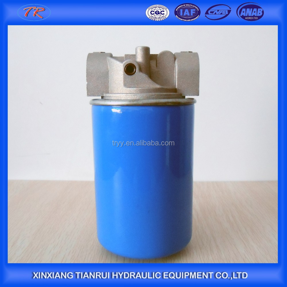 Mini type general hydraulic oil filter used for lubrication system