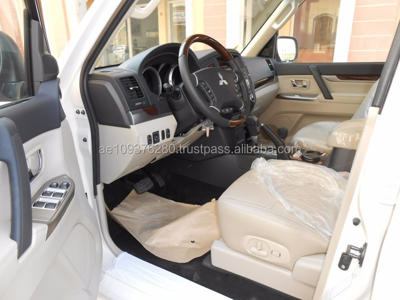 Mitsubishi Pajero 3.5L AT GLS full option