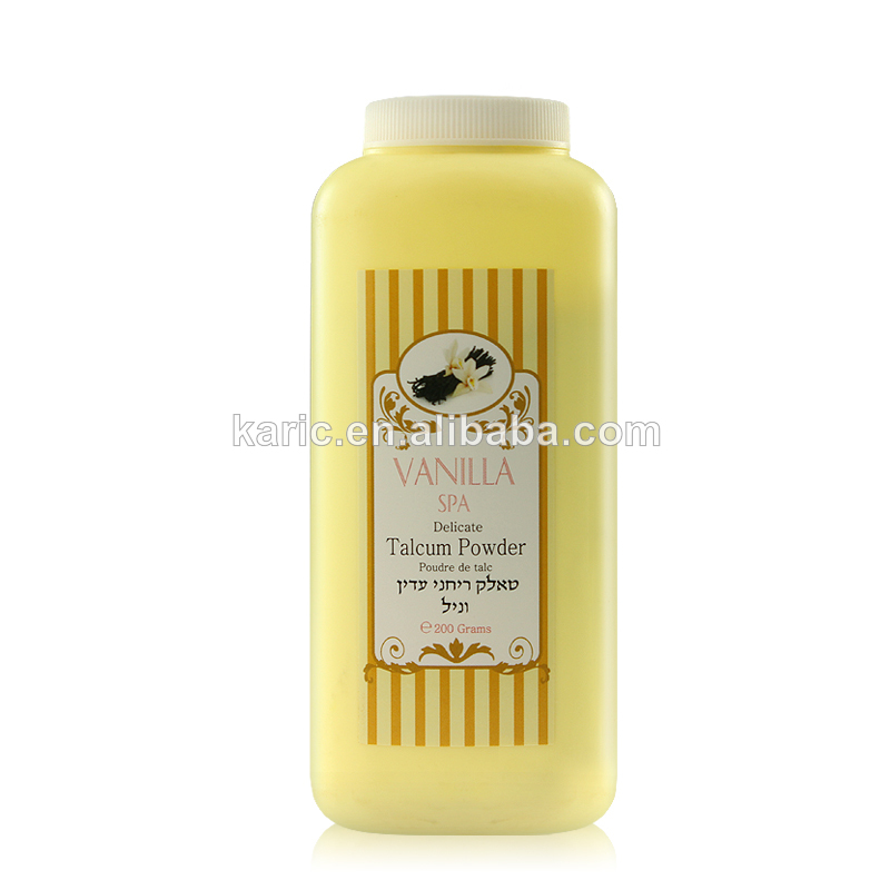 Vanilla Spa Talcum Body Powder 200ml