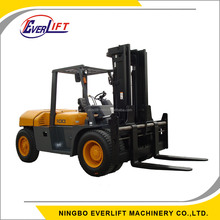 New 3m 4.5m 5m 6m 10Tons Diesel Forklift truck low price