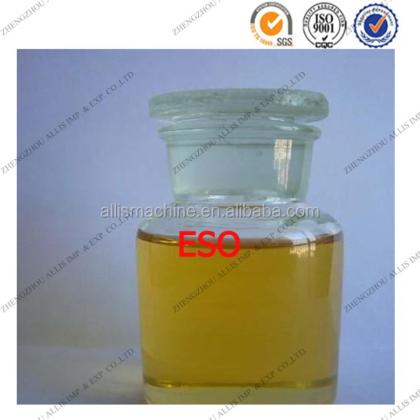 Industrial plasticizer chemical eso epoxidized soybean oil price