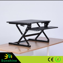 Foldable laptop desk