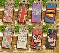 Cute Cartoon Painting Design Soft TPU Case Back Cover For HTC Desire 610