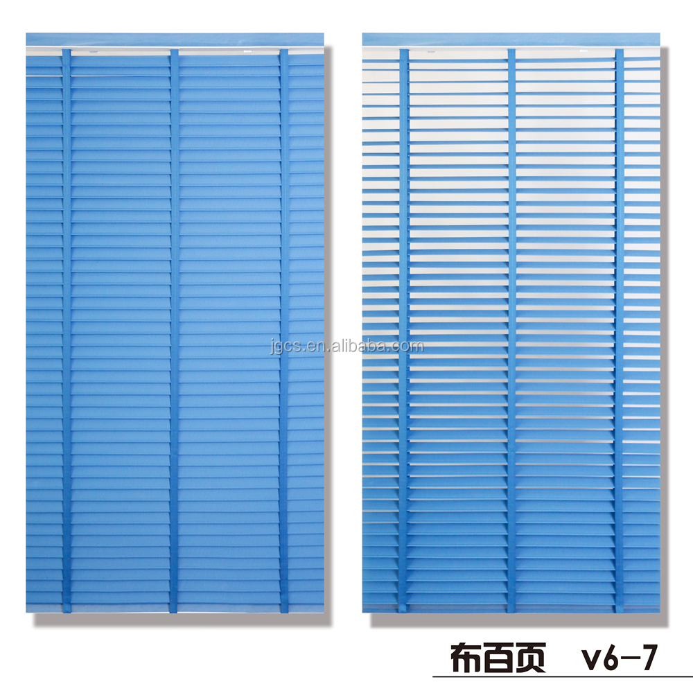 horizontal style venetian blinds for office window curtain and sun shade curtain