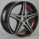 14 15 16 inch 4x100 4x108 5x114.3 5x100 aftermarket alloy wheels from China