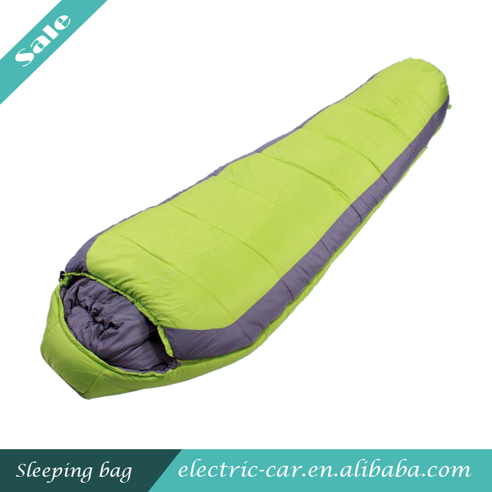 Outdoor Wholesale Mummy Duck Down Camping Sleeping Bag for Adult