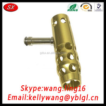 CNC Drilling Brass Spinning Reels Power Knob For Hole Fisher Handle