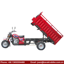 Hot Product Cabin Cargo Tricycle 200cc 250cc Used Dirt Bike Engines for Sale