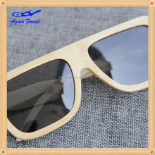 Popular hot sell sunglasses round and recycled bamboo