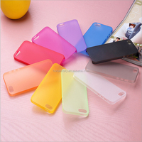Crystal Clear Transparent Soft Silicon TPU Case for iPhone 4S 5 5S 6 /6 Plus