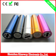 1800-2600mAh Real Capacity Portable Power Bank Buyer Favourite