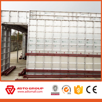 Aluminum Formwork For Bridge Construction With Light Weight