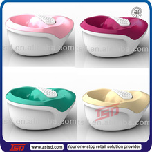 manicure bowl,nail spa equipment electric hand massage manicure finger bowl