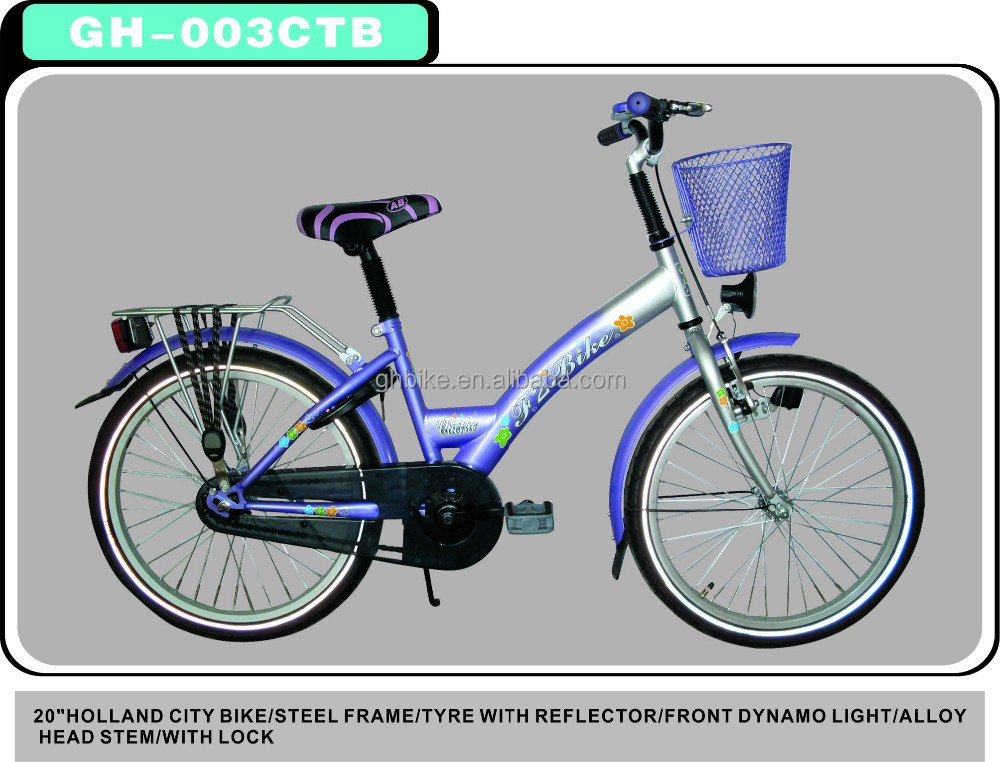 2015 latest lady bike 20 inch dutch bikes Netherlands bicycles lady city bikes Kickbike