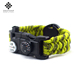 Dropship Paracord Bracelet Survival Gear Kit, Camping and Hiking Gear
