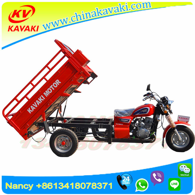 150cc china motorcycle adult big wheel tricycle Tuk Tuk Thailand