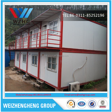 20ft 40ft prefabricated modular container site office/ sandwich panel office container