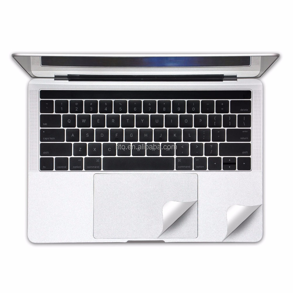 Palm Rest Cover for New Macbook Pro, Laptop Skins Palm Guard for Apple Mac book Pro 13 with Touch Bar