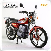 fast hot selling 1500W/ 2500W tailg steel electric electric motorcycle TL1500DQ-EC for sales