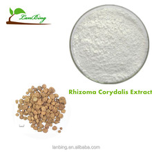 LanBing supply natural herb extract rhizoma corydalis extract for pain relief