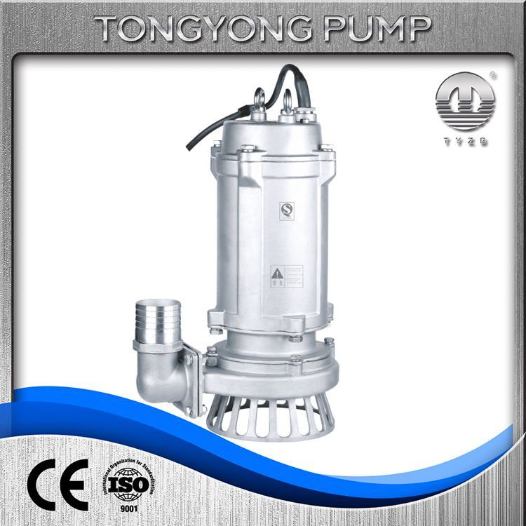 for sales stainless steel small sewage waste water electric pump