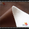 leather coating suede leather bonded brushed knitted fabrics for sofa /sofa leather