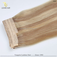 Ali express Verified Suppliers Top Quality Wholesale Most Popular hair gold line