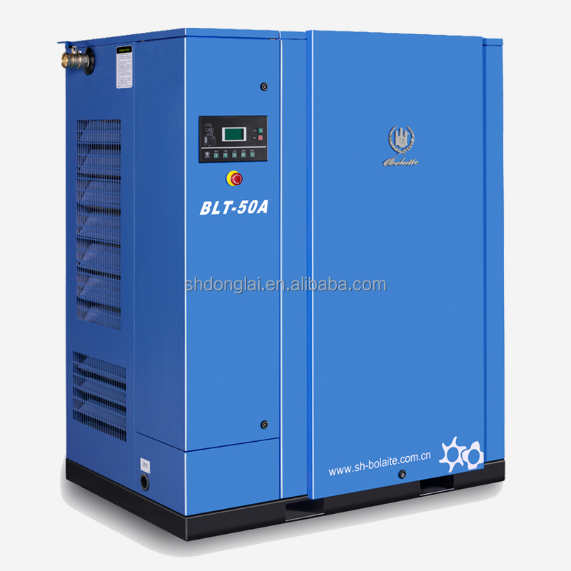 Electric Motor BLT 37Kw Frequency Conversion Screw Air Compressor