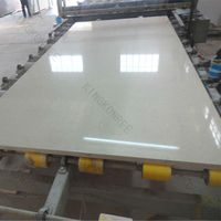 solid surface artificial stone waterfall quartz stone