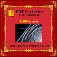 PTFE FINE POWDER for tube application