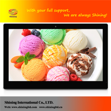 Hot sale high quality 3g wifi network tablet android 4.4 with touch function SH1561WF-T