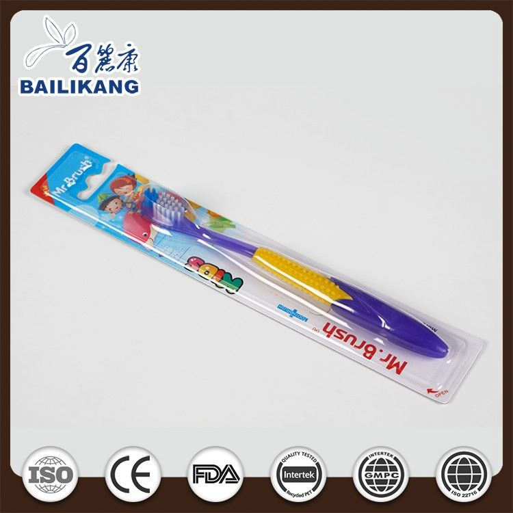 Wholesale Children Cleaning Toothbrush with Free Sample Company Names