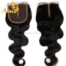 2016 NEW Hair Products Filipino Human Hair Lace Closure Body Wave Lace Closure For White Women