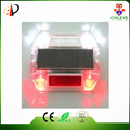 Highway durable reflective solar power cat eye reflective road stud