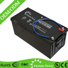 12V 100ah 150ah 200ah Gel Deep cycle Battery for Solar Systems/UPS/Wind Turbine/Marine/Wheelchairs/Roberts