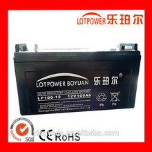 mini rechargeable battery sealed rechargeable 12v 100ah battery bateria 48v used ups battery