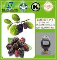 mulberry fruit leaf food colour plant extract 20% UV